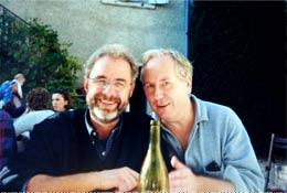 Marcel Lapierre et Jean-Paul Rocher